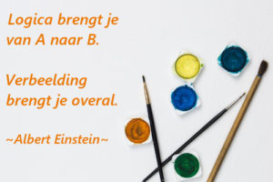 gezegde over creativiteit