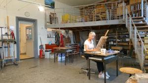Cursus creatief schilderen en tekenen in Heerenveen