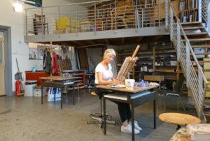 Gezellig en leerzaam: schilder- en tekencursus in Heerenveen op de maandagavond